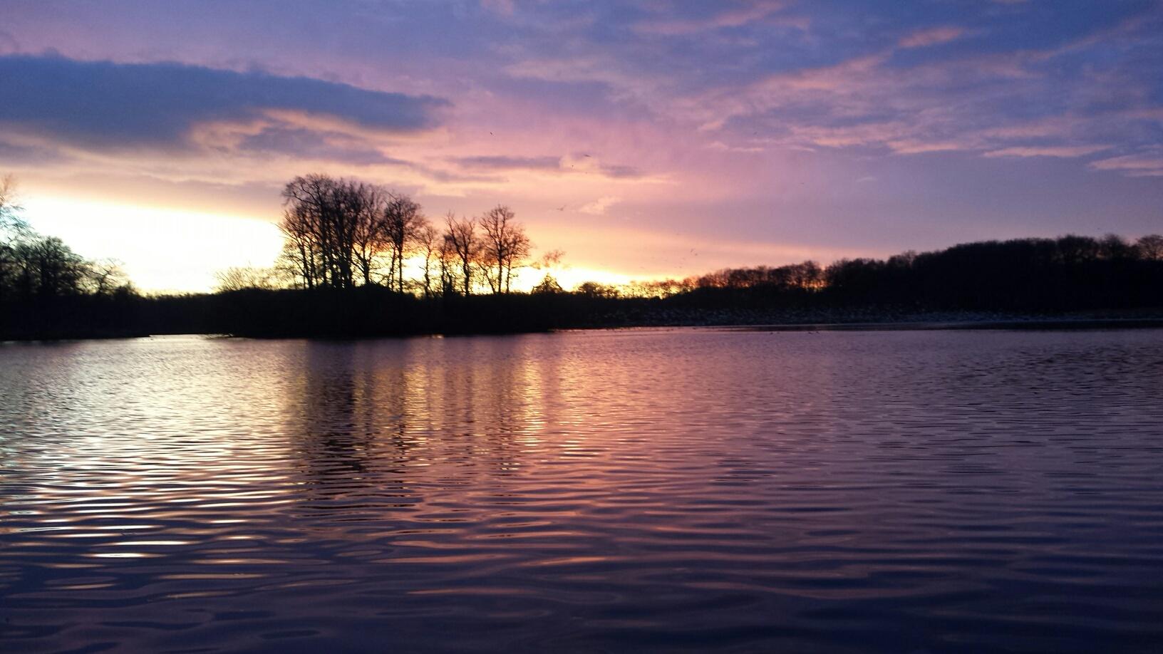 zonsondergang mark claus