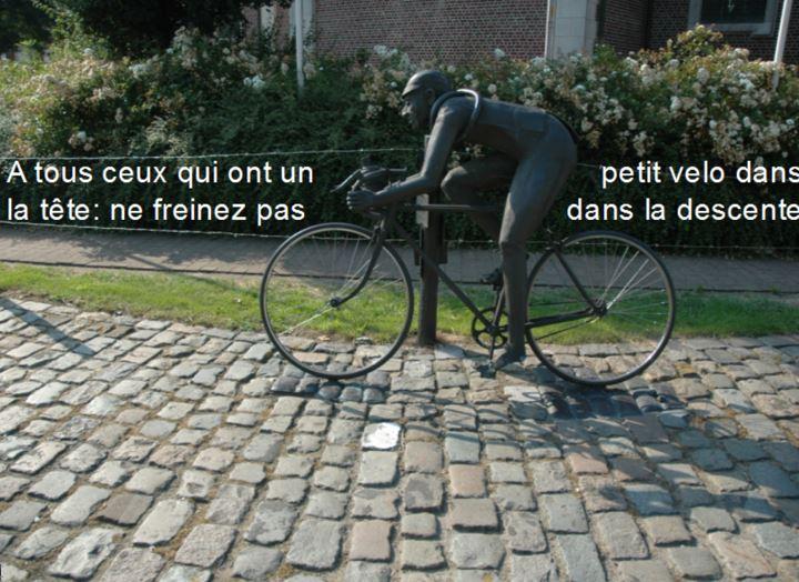 fietser creativiteit
